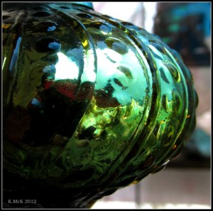 ornament and reflections_macro
