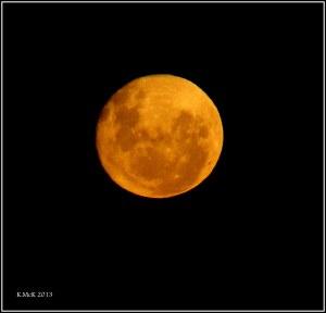 moon risen