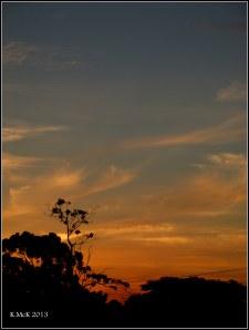 serenity above