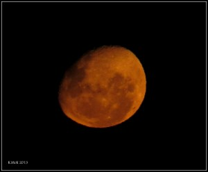Easter Saturday moon_1