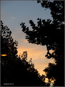 morning sky_west perth
