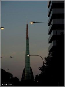 sunrise_bell tower_1