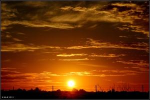 west coast sunset_1